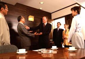 重庆商务礼仪培训