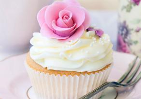 私房蛋糕:韩式豆沙裱花