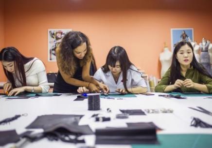 上海服装设计业余培训班