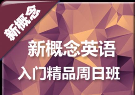 广州新概念英语班