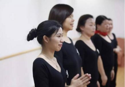 广州礼仪形体辅导班