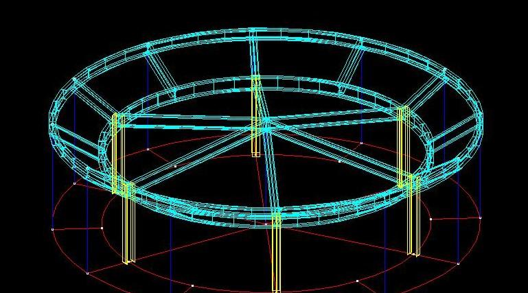 钢结构施工图 pkpm钢结构设计