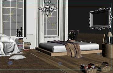 室内装修手绘图片
