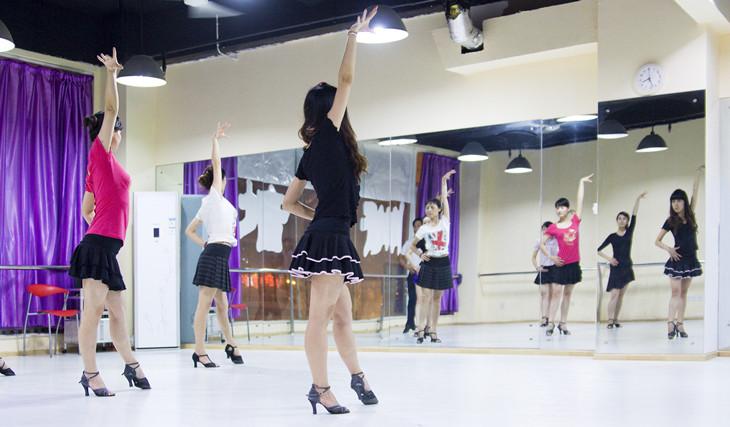 成人拉丁舞学习