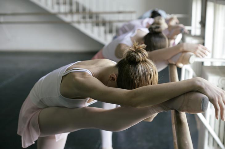 很美的裸体芭蕾(成人级)_
