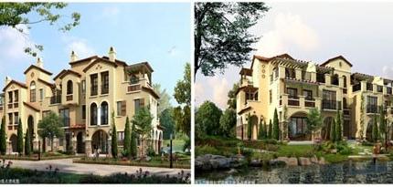 常州室內設計培訓 > 3d室內外建筑效果圖高級班  別墅類建筑外觀建模