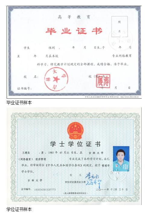 吉林大学网络教育招生