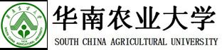 华南农业大学自考财务会计与审计专科