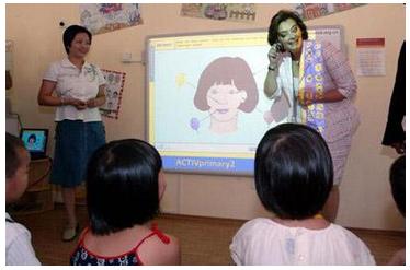 青岛幼儿英语外教培训学校_格德堡幼儿英语外