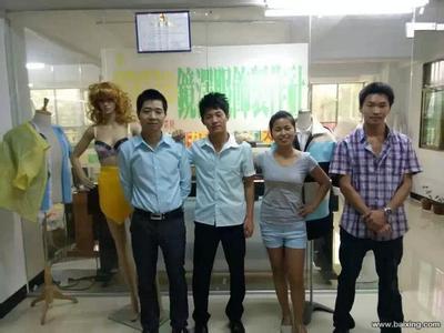 青岛服装裁剪设计学校_高级服装立体裁剪课程班_教育