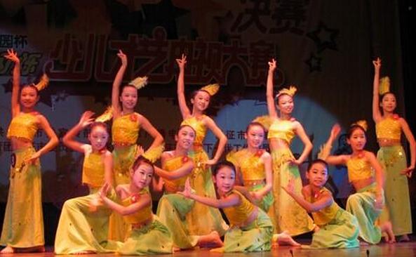 合肥舞蹈培训班在哪里
