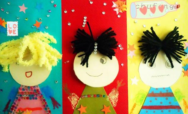 儿童美术创意班