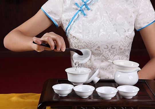 茶艺步骤图片大全
