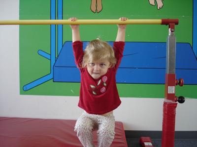 儿童体适能早教课程