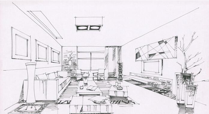 室内手绘效果图课程简介