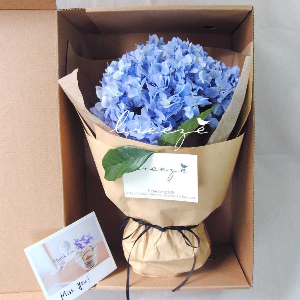 最好是自己包装鲜花花束