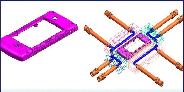 【塑料模具设计班】_武汉塑料模具设计培训班敬老院建筑设计cad图片