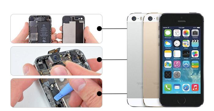 通讯基础,射频电路处理过程;国产,国外品牌手机方案设计特点,芯片组合