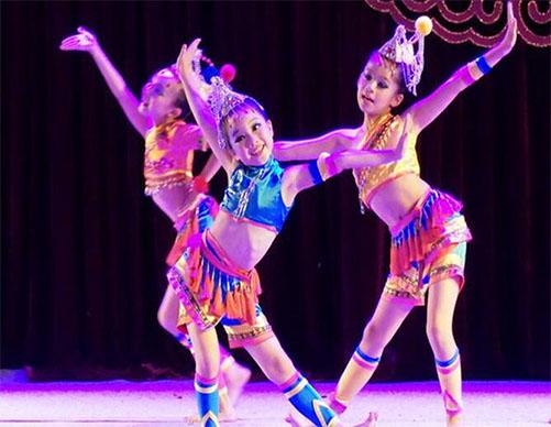 儿童舞蹈培训班