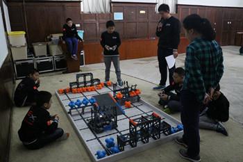 北京VXE机器人培训