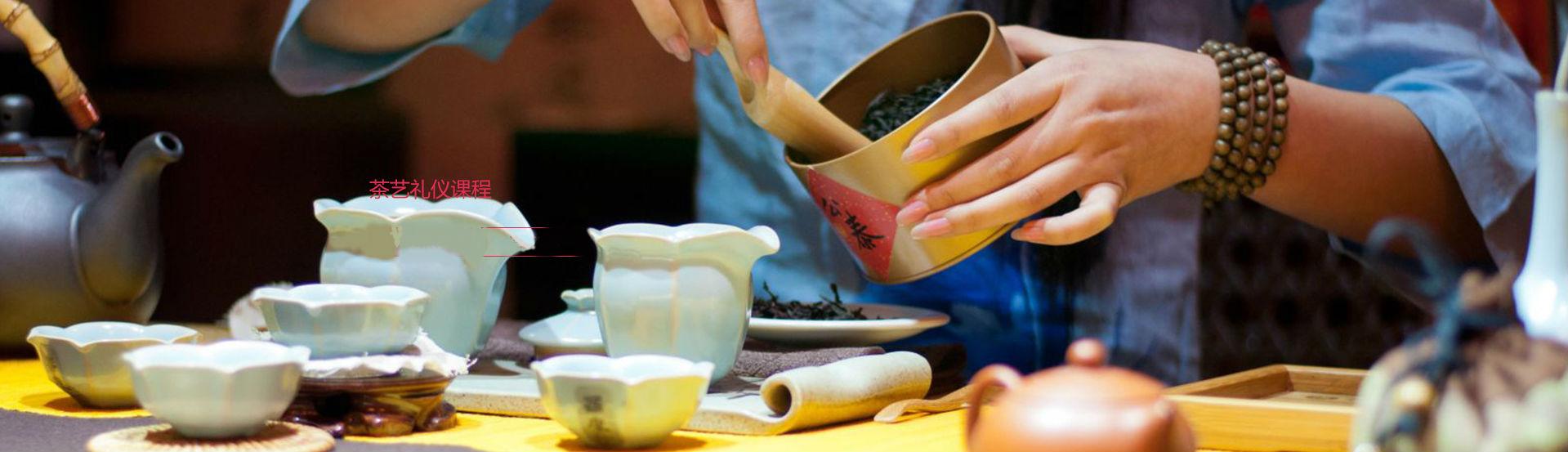 宁波茶艺培训