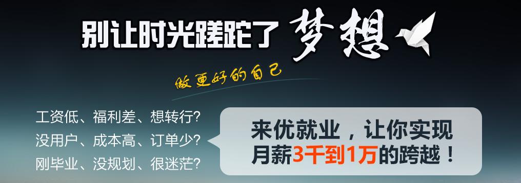 北京网络营销培训机构