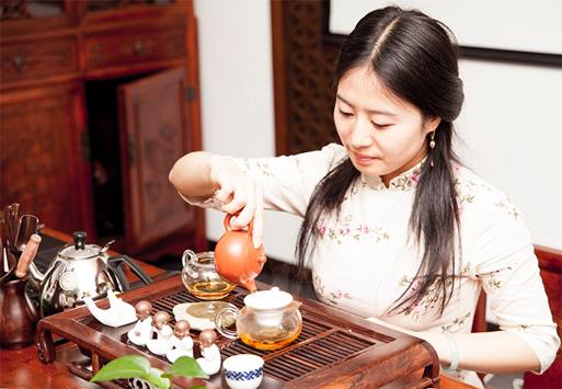 深圳茶艺培训学校学费