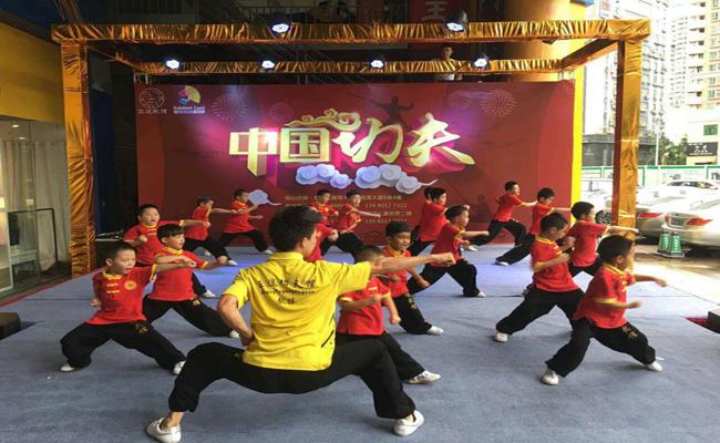 深圳武术培训班