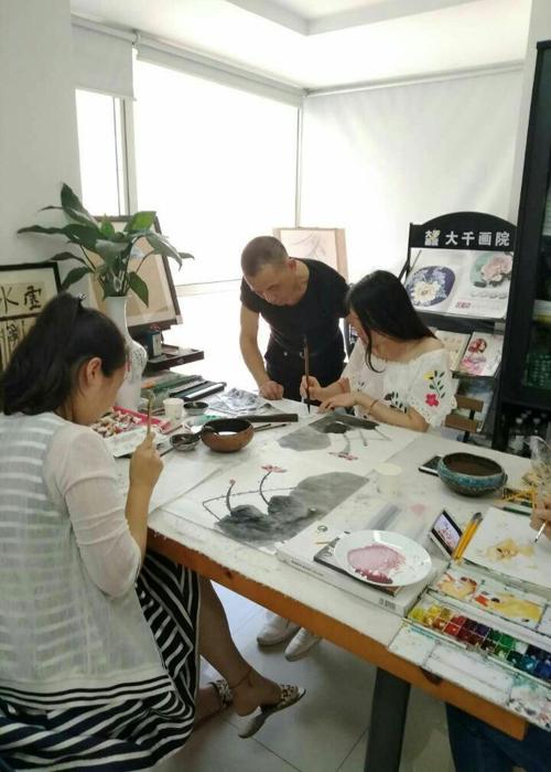 深圳美术速成班
