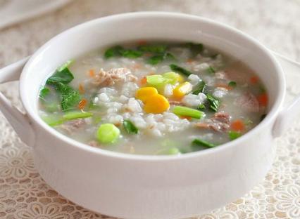 玉米粥;四川的南瓜皮蛋粥,花生鸡子粥;广东的海苔粥,猪肝瘦肉粥等更是百合和菠萝蜜能一起吃吗图片
