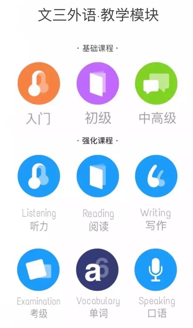 文三外语教学