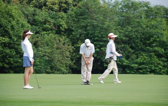深圳成人高尔夫球培训班