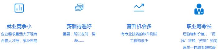 深圳零基础软件测试培训