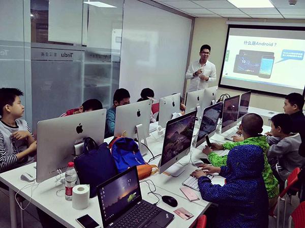 广州有没有靠谱的少儿编程培训