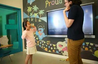 杭州市余杭区哪家学小朋友学英语好?