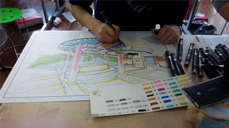 上海普陀室内装饰设计培训_普陀区室内装饰设计培训班