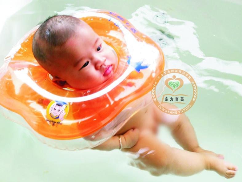 佛山婴儿游泳抚触师培训
