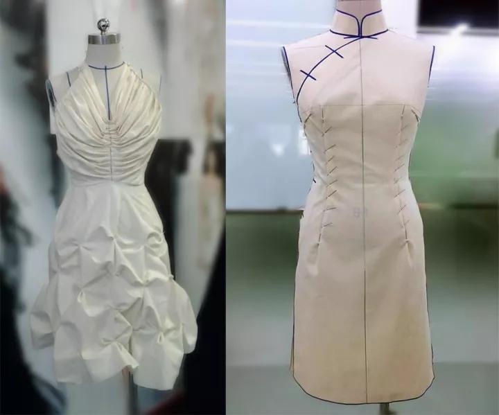 上海服装设计立体裁剪培训班_上海服装立体裁剪培训