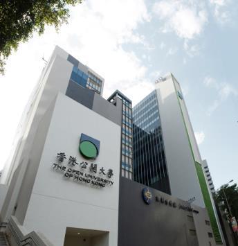 香港公开大学MBA学位