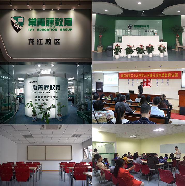 南京常青藤培训学校