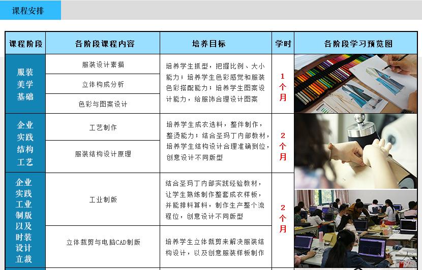 杭州服装设计培训班