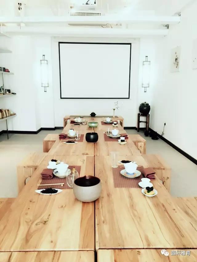长春茶艺学校环境3
