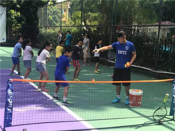 2019深圳南山黑马网球俱乐部火热招生中