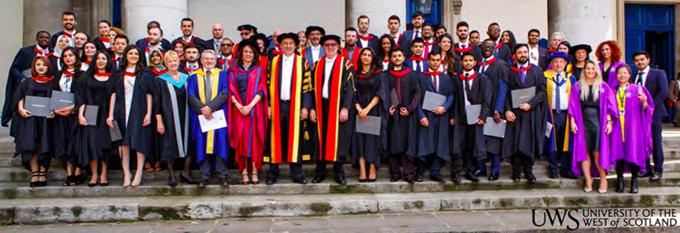西苏格兰大学在职MBA招生简章
