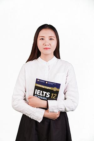 沃的国际英语教师展示
