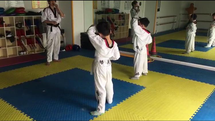天津跆拳道培训班