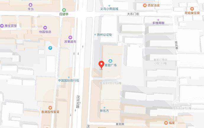扬州广陵校区地址