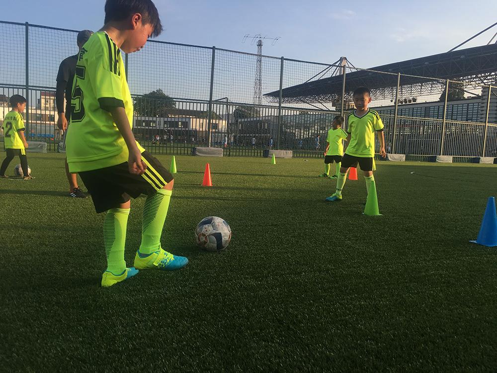 苏州足球培训