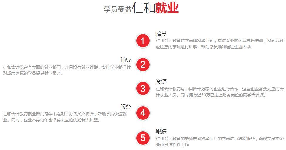 上海注会培训精英培训