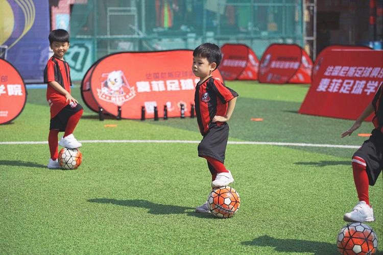 广州足球培训
